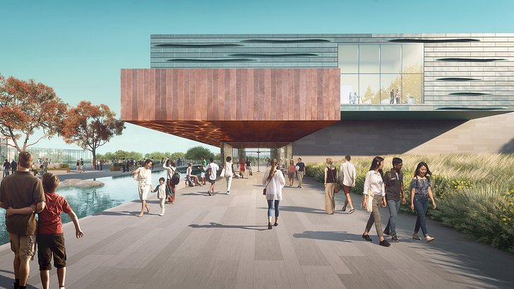 Gilcrease Museum Reveals Concept Design for New Building